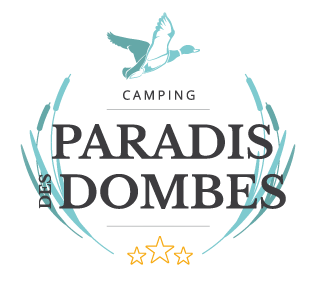 Logo Camping Paradis des Dombes