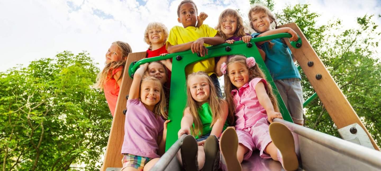 Play equipment for children