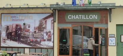 musee du train miniature de chatillon sur chalaronne
